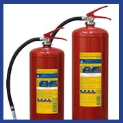 Stored presure foam fire extingushers MIG