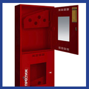 Fire extinguisher cabinets PRESTIGE