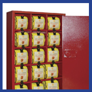 Safety fire cabinet PRESTIGE
