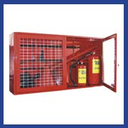 Fire Equipment Box PRESTIGE